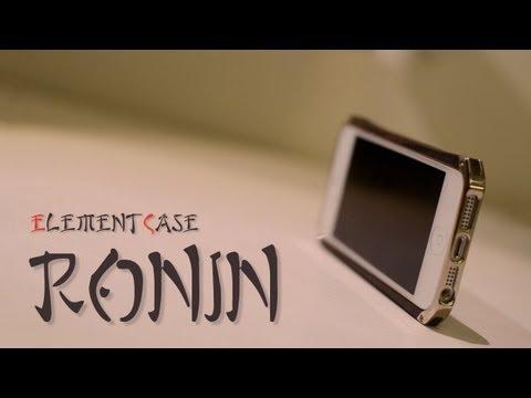 Обзор и розыгрыш Element Case Ronin для iPhone 5 | UiP