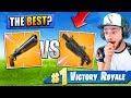 Which LEGENDARY shotgun is the *BEST* in Fortnite: Battle Royale?