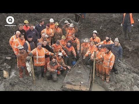 Opgraving skelet Nieuwegein | NieuwegeinTV