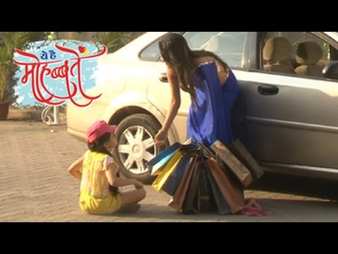 Yeh Hai Mohabbatein 28th January 2015 Full Episode | Ruhi Troubles Shagun video
