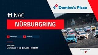 LNAC  |  Temporada 2 - Etapa 1 |GP 2/5 |3ª División | Nürburgring GP  | TCR