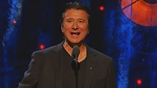 Journey 39 S Steve Perry At Rock Roll Hall Of Fame 2017