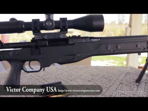 Victor Company USA Viperskins Review (Accuracy International)