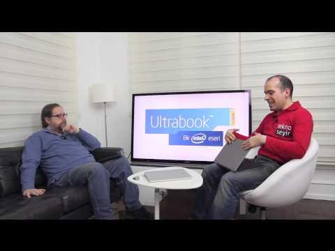 Lenovo'nun tablete dönüsen Ultrabook'u IdeaPad Yoga 13 testte
