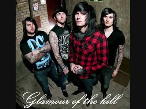 Glamour Of The Kill - Kiss Of Death (lyrics)