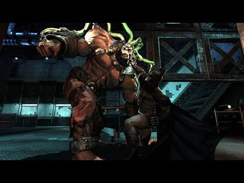 Бэтмен против Бэйна и Титанового Монстра ► Batman: Return to Arkham на PS4 (Asylum)