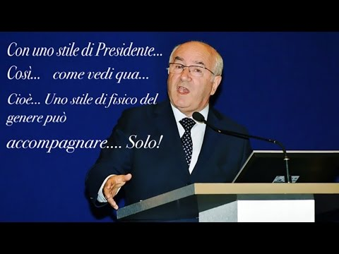 Gaffe Carlo Tavecchio • INTRO PARODIA • può accompagnare solo