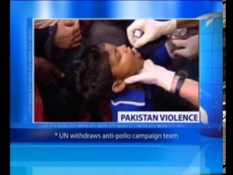 Pakistan Violence: UN Withdraws Anti-Polio Campaign Team