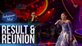Download Lagu MARIA ft. SANDHY SONDORO - MEDLEY SONG - RESULT & REUNION - Indonesian Idol 2018 Gratis STAFABAND