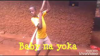 Mr Flavour - Baby na Yoka Video Dance Cover By Eazy African Kids Foundation + 254