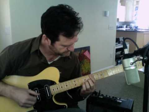 Tim Lerch - Lollar Charlie Christian Bridge Middle and Neck Demo