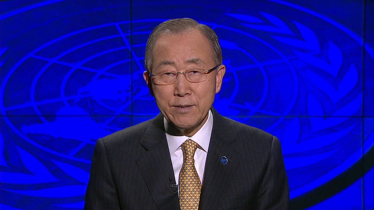 the impact of the previous decision of secretary general ban ki moon and the necessity of the united Full text of a speech by the un secretary general, ban-ki moon, to ministers and heads of state at the united nations climate change conference the impact is real.