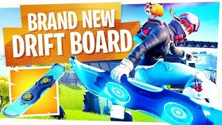 *NEW* FORTNITE DRIFTBOARD!   Fortnite Funny WTF Fails and Daily Best Epic Moments Ep 2