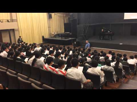 Music Workshop for Students and Teachers  University of Adelaide