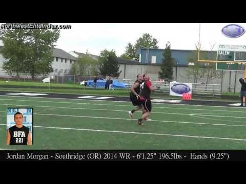 Jordan Morgan - Salem Combine 4/21/2013