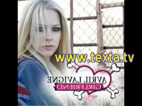 Avril Lavigne girlfriend in Spanish with subtitles