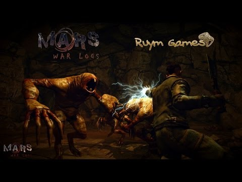 Mars War Logs - Gameplay PC