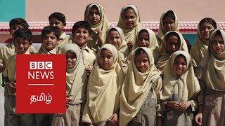 மாணவர்களுக்கு சீன மொழியை கற்பிக்கும் பாகிஸ்தான் பள்ளி