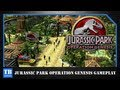 JURASSIC PARK OPERATION GENESIS GAMEPLAY + (DOWNLOAD LINK)