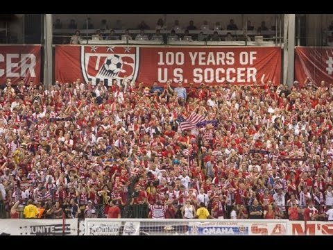 USA Soccer World Cup 2014 Promo