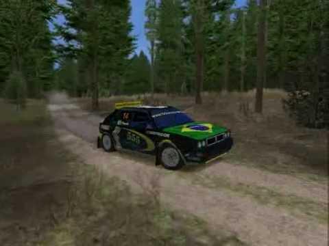 Lancia Delta S4 Road Car. RBR - RBRBR CUP - Lancia Delta