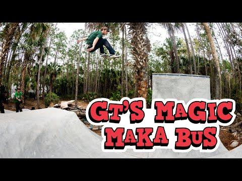 "GT's ""Magic Maka Bus"" Video"