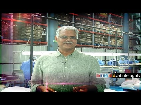 Sresta Natural Bioproducts Pvt Ltd Founder Raj Seelam | Best In The Business | Promo | ABN Telugu