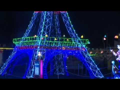 Chinese Lights Festival gives California a neon makeover