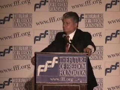 Andrew Napolitano at FFF Conference, Part 3 of 4