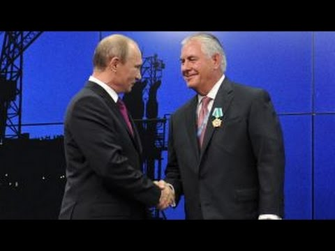 Will Tillerson need to adopt a tougher approach toward Russia?