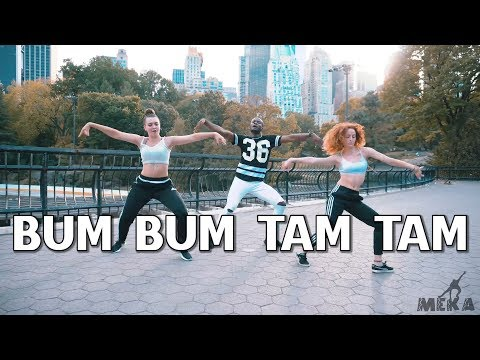 MC Fioti - Bum Bum Tam Tam (KondZilla)   Dance Choreography