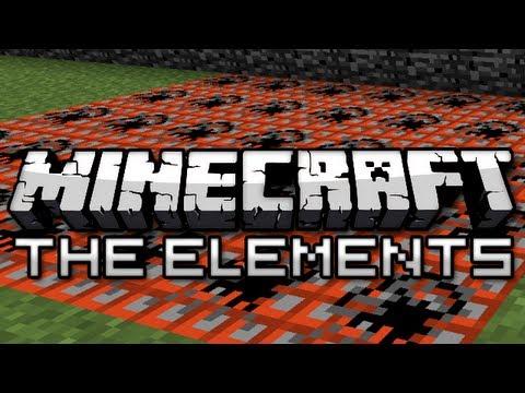 Minecraft: The Elements w/ Friends (Mini Game)