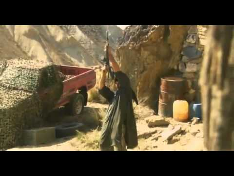 Four Lions Funny Scene - Paki Rambo