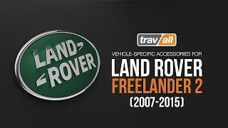 TRAVALL PRODUCTS FOR LAND ROVER FREELANDER 2 (2007-2015)