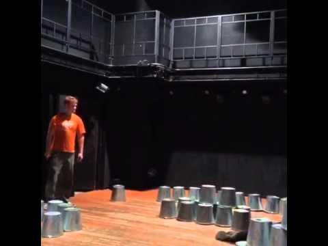 Страшный случай в Новом Арт Театре. 18+