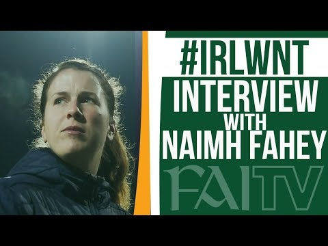 #IRLWNT Interview | Niamh Fahey wants improvement in second Portugal friendly
