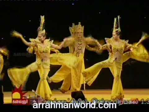 0 Amazing dance performance by Spl. Chinese artist