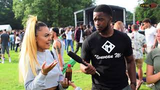 ASKING THE UK PUBLIC WHAT RACE THEY PREFER? (Reading Carnival)