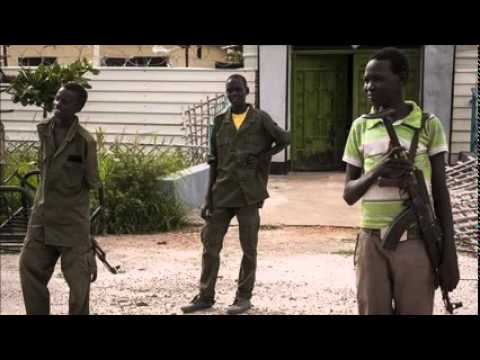 South Sudan rebel group frees 250 of its child soldiers