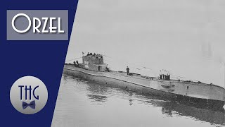 The Extraordinary Voyage of the Polish Submarine Orzeł