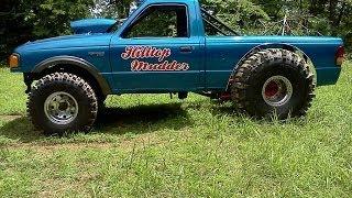 Ford Ranger Mud Truck