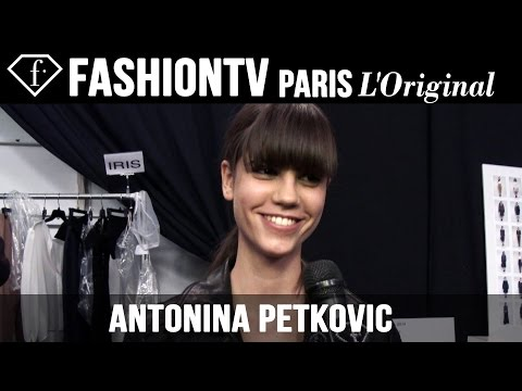 Antonina Petkovic: My Look Today | Model Talk | FashionTV