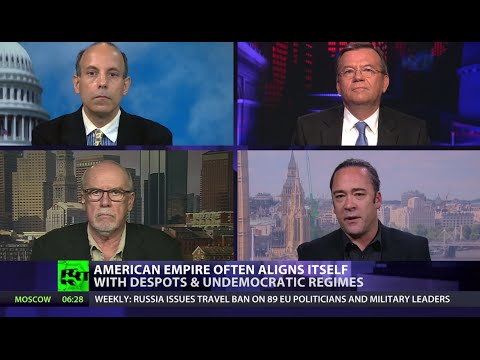 CrossTalk: Empire USA