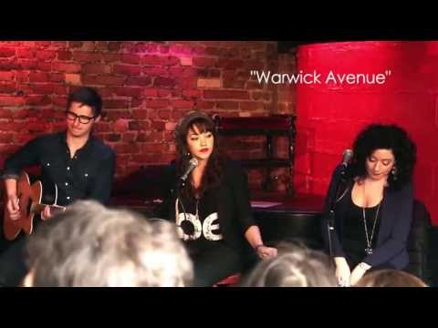 Warwick Avenue - Duffy (live cover) Cara Samantha, Nina, Siegel, Iakov Kremenskiy