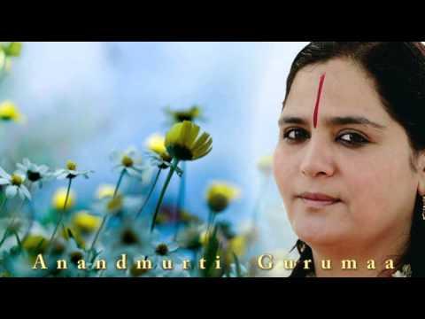 Tu Mera Jeevan Aasra By Anandmurti Gurumaa | Punjabi Bhajan | Guru Bhajan video