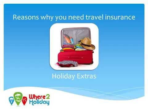 Reasons why you need travel insurance