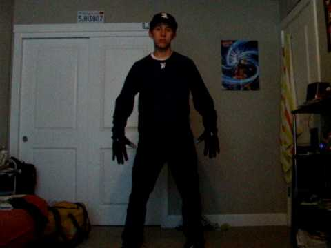 Jabbawockeez Robot Remains (by Justin) video