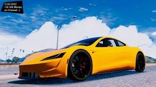 Tesla Roadster 2020 Grand Theft Auto V MGVA Modification