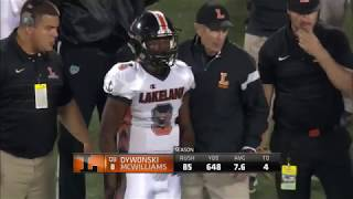 2018 - Lakeland Dreadnaughts vs. Aquinas Raiders