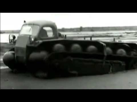 Старый советский вездеход